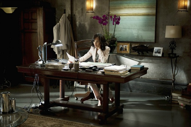 Olivia Pope's office on Scandal TV show 4