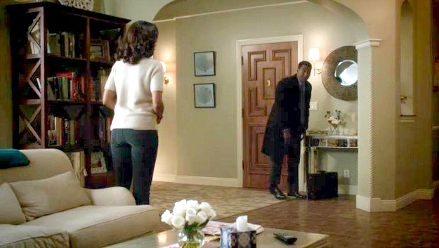 Scandal Olivia's apartment new set 2