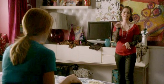 Switched at Birth-Bay Kennish bedroom