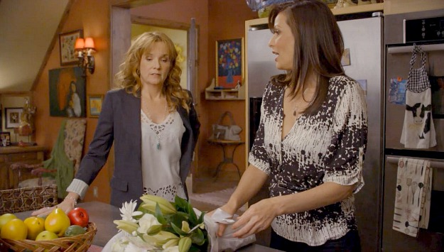 Switched at Birth guest house kitchen 1