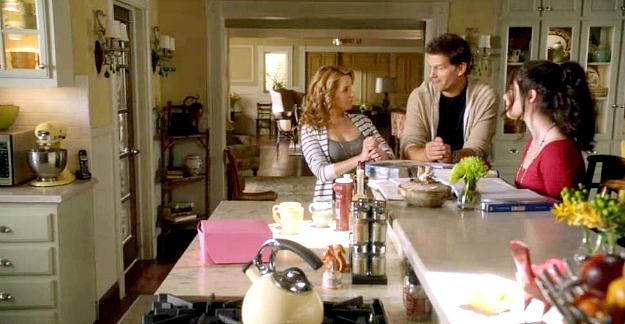 Switched at Birth kitchen 5
