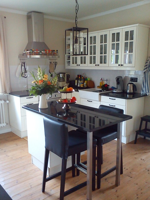 Tanja's kitchen in Germany