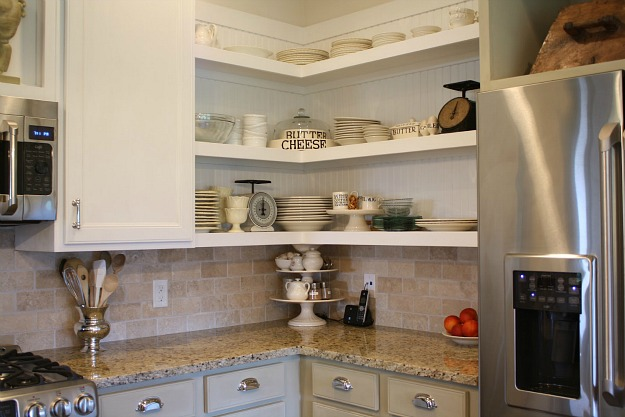 Tricia's cottage kitchen after 2