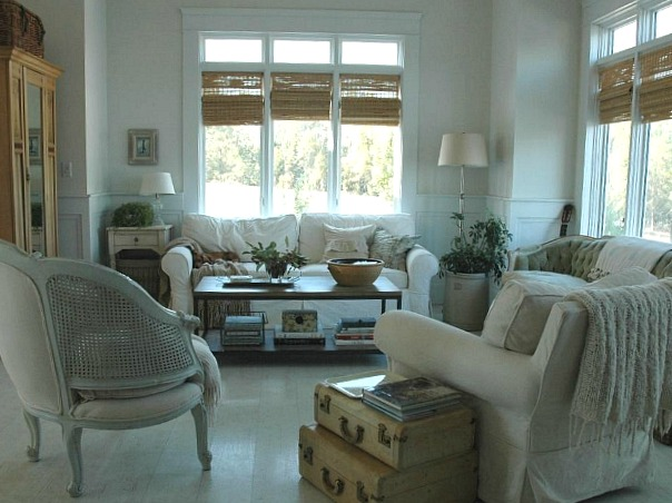 living room after-Home and Harmony blog