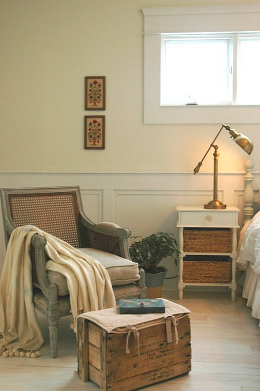 master bedroom sitting corner