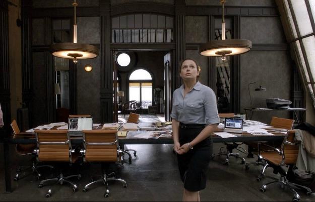 office set on TV show Scandal 2
