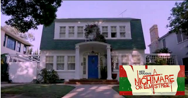 A Nightmare on Elm Street House For Sale