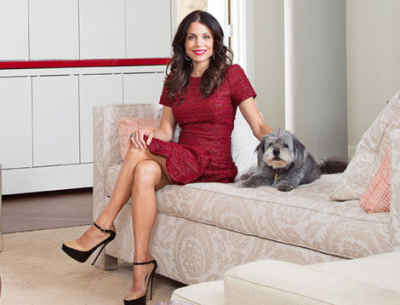 Bethenny Frankel's Newly Remodeled Loft in NYC