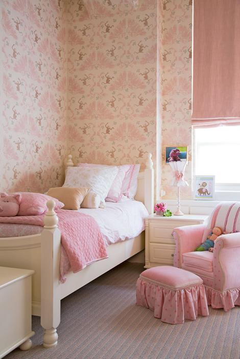 Bethenny Frankel's Tribeca Loft Traditional Home-Bryn's bedroom