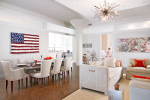 Bethenny Frankel's Tribeca Loft Traditional Home featured