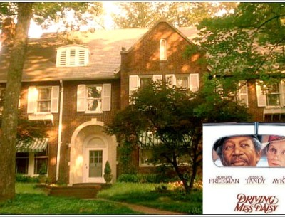 "The ""Driving Miss Daisy"" House For Sale in Atlanta"