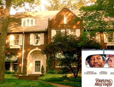 "The ""Driving Miss Daisy"" House in Atlanta"