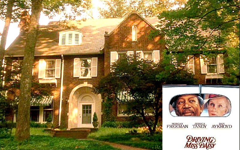 Driving Miss Daisy house from the movie today