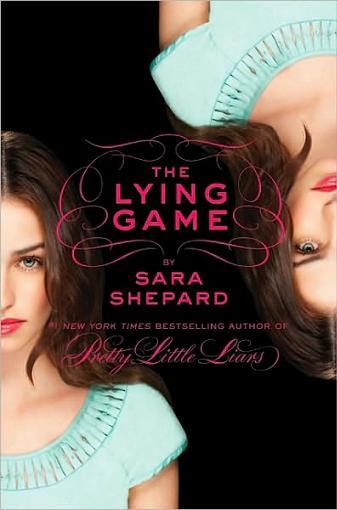 The Lying Game book series novel cover Sara Shepard