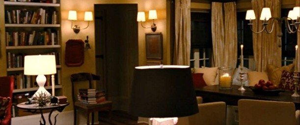 Bella and Edward's Cottage-dining room