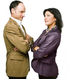 Hilary Farr and David Visentin Love Ir or List It