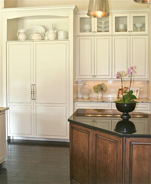 Lori's white kitchen 2