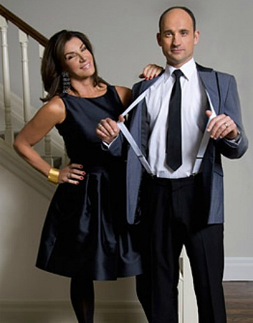 "Love It or List It Hilary Farr and David Visentin1 Is HGTV's ""Love It or List It"" Fake?"