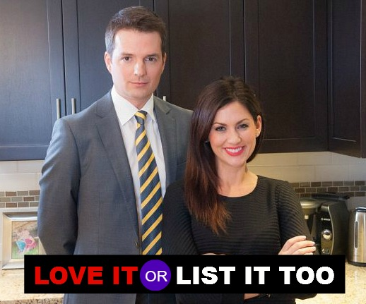 "Love It or List It Too hosts Jillian and Todd1 Is HGTV's ""Love It or List It"" Fake?"
