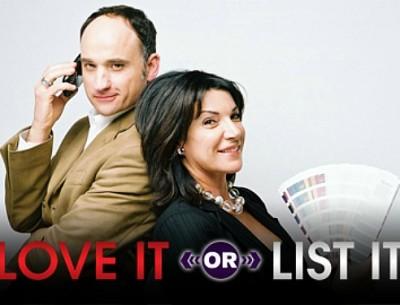 "Is HGTV's ""Love It or List It"" Fake?"