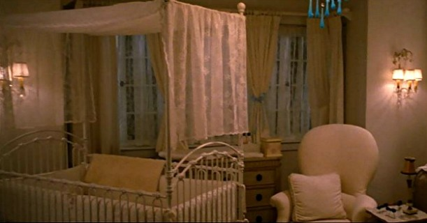 Renesmee's nursery in the cottage 2