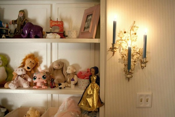 Renesmee's nursery in the cottage 5