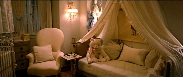 Renesmee's nursery in the cottage