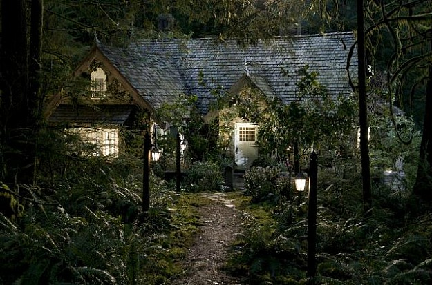 honeymoon cottage from Breaking Dawn Part 2