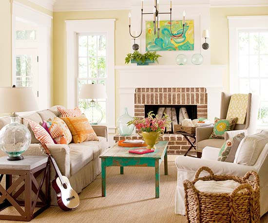 Colorful Family Cottage in BHG (5)