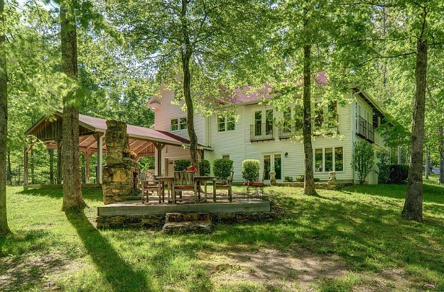 Leipers Fork Farmhouse Tennessee VRBO (5)