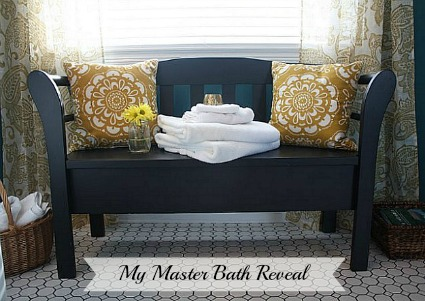 My Master Bath Reveal