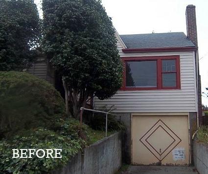 3005 Belvidere before renovation