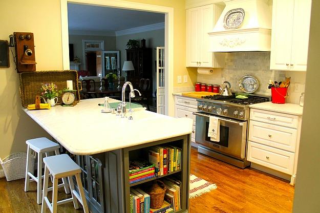 Best Small Kitchens Contest Janette's kitchen