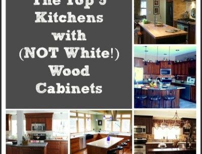 Kitchen Contest: Vote For Your Favorite with Wood Cabinets!