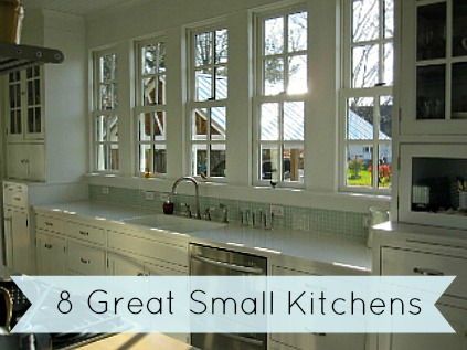 8 Great Small Kitchens