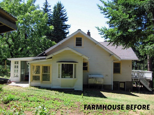 Country Farmhouse before 2