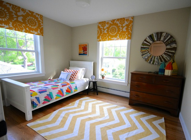Front Bedroom Before & After: Turning a Small Ranch Into a 2 Story House