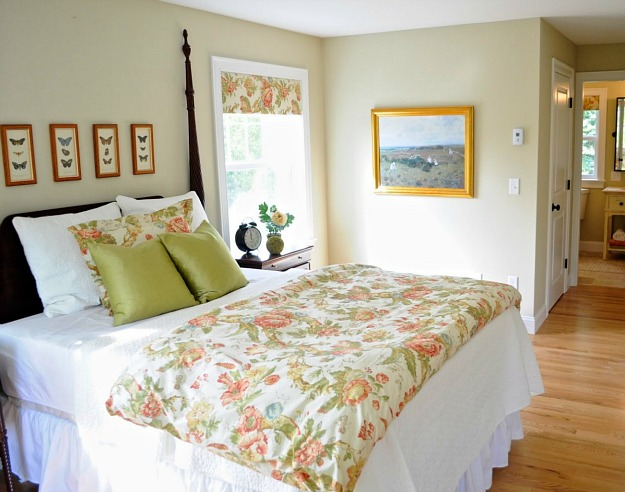 new master bedroom Before & After: Turning a Small Ranch Into a 2 Story House