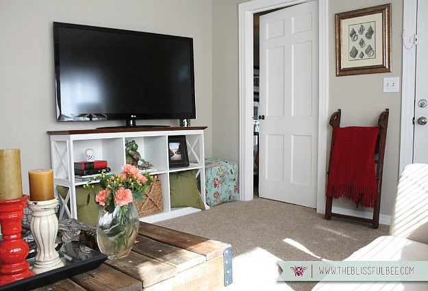 Redecorating a small living room Design your own tv room