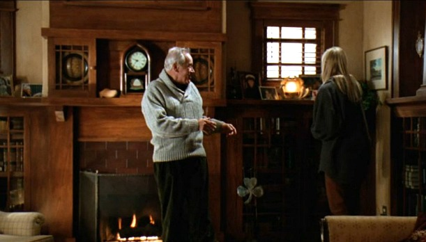 Daryl Hannah and Jack Lemmon Grumpy Old Men 2
