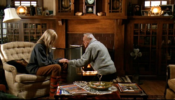 Daryl Hannah and Jack Lemmon Grumpy Old Men