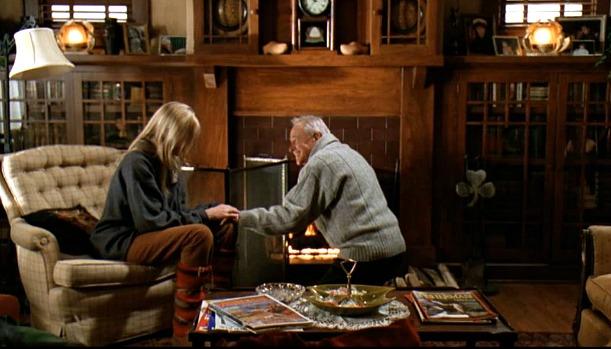 Daryl Hannah and Jack Lemmon Grumpy Old Men