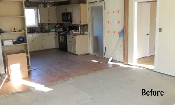 Eric Ross remodel-kitchen before 2