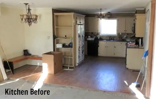 Before & After: A Fabulous First-Floor Remodel - Hooked on Houses
