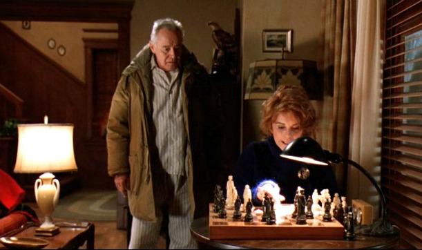 Jack Lemmon and Ann-Margret in Grumpy Old Men