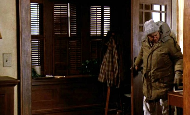 Jack Lemmon in Grumpy Old Men-front door