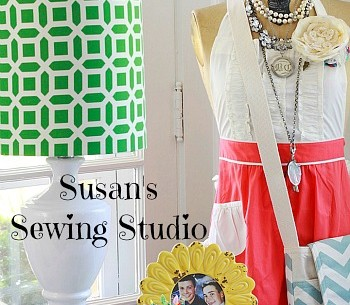 Space to Create: Susan's Sweet Sewing Studio
