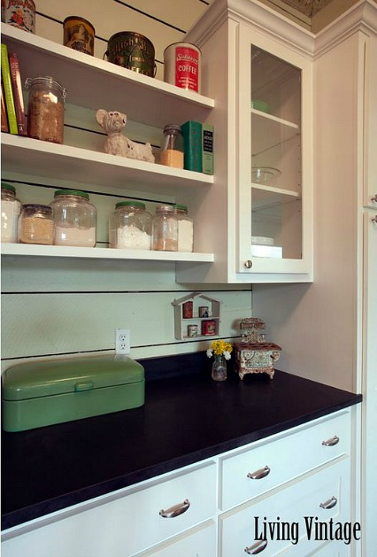 Living Vintage Kim's Kitchen Makeover (4)