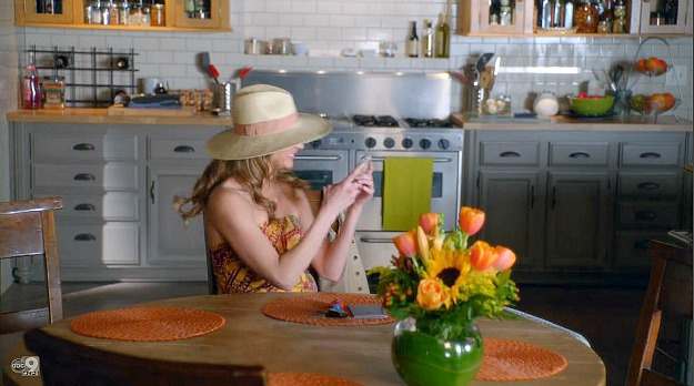 Savi's kitchen on TV show Mistresses ABC (10)