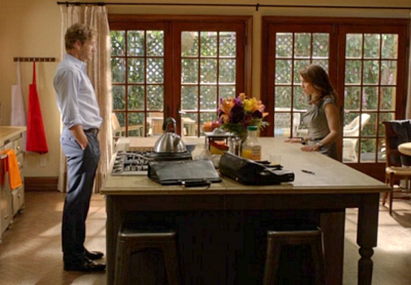 Savi's kitchen on TV show Mistresses ABC (1)